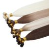 Double Drawn Hand-Tied Hair - 2 - 18 - double-drawn-hand-tied